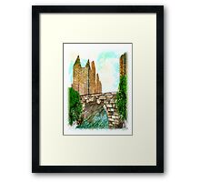 Rockbridge Framed Print
