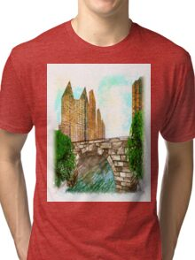 Rockbridge Tri-blend T-Shirt