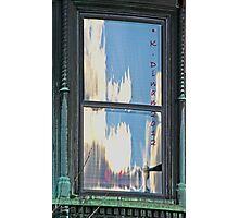 Philly Window Photographic Print