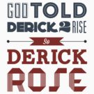 Rise Derick by JoshInTime