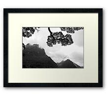 Milford 738 Framed Print