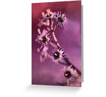 I'm Still Pretty Without My Petals! Greeting Card