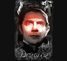 "Dracula Bela Lugosi ""Look Into My Eyes"" Unisex T-Shirt"