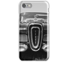 The Edsel, Classic American Motoring iPhone Case/Skin