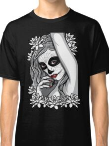 DAY OF DEAD GIRL Classic T-Shirt