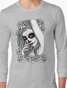 DAY OF DEAD GIRL Long Sleeve T-Shirt