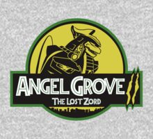 Angel Grove II: The Lost Zord Baby Tee