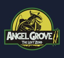 Angel Grove II: The Lost Zord Kids Clothes