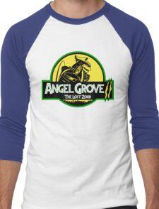 Angel Grove II: The Lost Zord Men's Baseball ¾ T-Shirt