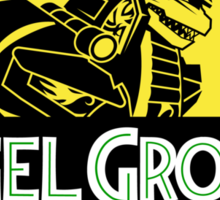 Angel Grove II: The Lost Zord Sticker