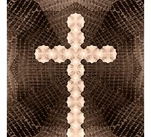 The Holy Cross Photographic Print