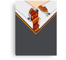 """AVPSY - """"Fuck the tie!"""" Canvas Print"""
