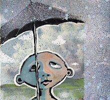 Raindrop Prelude No.1 in Krylon (brainstemming.com) by brainstemming