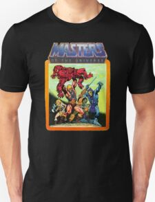 He-Man Masters of the Universe Battle Scene Unisex T-Shirt