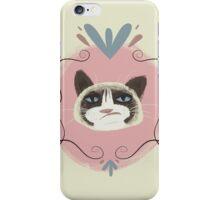 Grumpycat iPhone Case/Skin