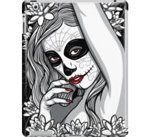 DAY OF DEAD GIRL iPad Case/Skin