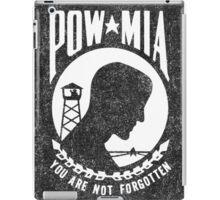 POW*MIA iPad Case/Skin