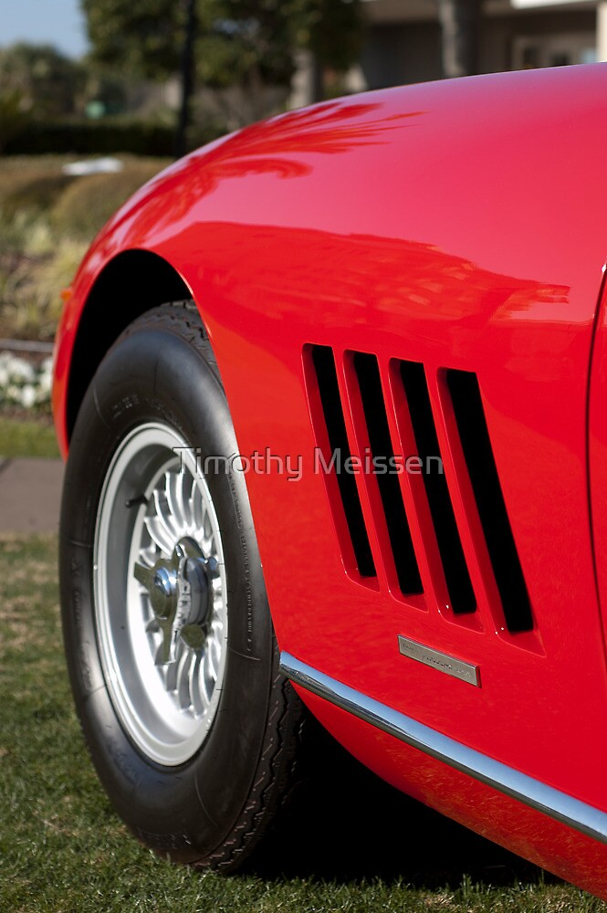 1965 Ferrari 275 GTB by Timothy Meissen