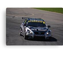 2013 Clipsal 500 Day 4 V8 Supercars - R.Kelly Canvas Print