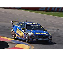 2013 Clipsal 500 Day 4 V8 Supercars - Holdsworth Photographic Print