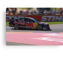 2013 Clipsal 500 Day 4 V8 Supercars - Whincup Canvas Print
