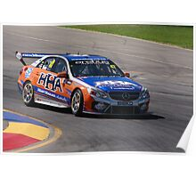 2013 Clipsal 500 Day 4 V8 Supercars - Slade Poster