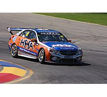 2013 Clipsal 500 Day 4 V8 Supercars - Slade Photographic Print