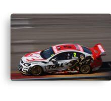 2013 Clipsal 500 Day 4 V8 Supercars - Tander Canvas Print