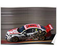 2013 Clipsal 500 Day 4 V8 Supercars - Tander Poster