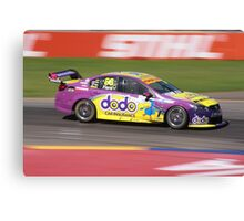 2013 Clipsal 500 Day 4 V8 Supercars - Fiore Canvas Print