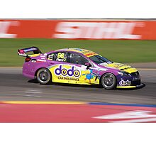 2013 Clipsal 500 Day 4 V8 Supercars - Fiore Photographic Print