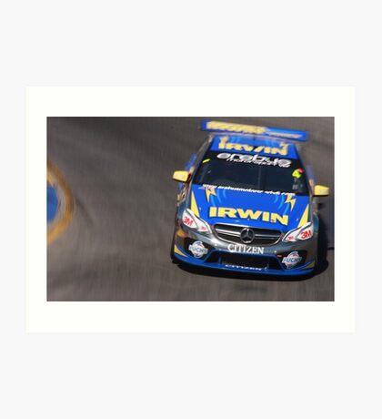 2013 Clipsal 500 Day 4 V8 Supercars - Holdsworth Art Print