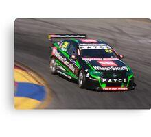 2013 Clipsal 500 Day 4 V8 Supercars - Wall Canvas Print