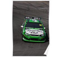 2013 Clipsal 500 Day 4 V8 Supercars - Reynolds Poster