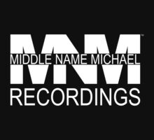 Middle Name Michael Recordings™ (Logo) [White] by TCNInc