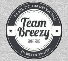 Team Breezy Logo by BreezyLove
