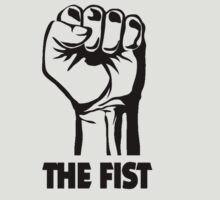The Fist by Alsvisions