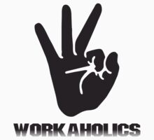 Workaholic by d1bee