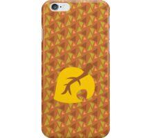 Animal Crossing Leaf - Autumn iPhone Case/Skin