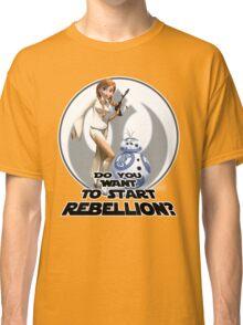 Frozen Wars Classic T-Shirt