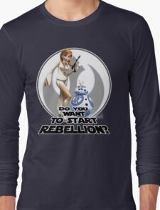 Frozen Wars Long Sleeve T-Shirt