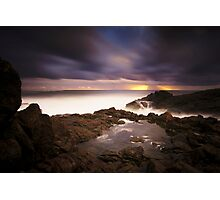 Hastings Point Sunrise Photographic Print