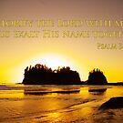 exalt the Lord by dedmanshootn