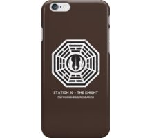 Station 10 - The Knight iPhone Case/Skin