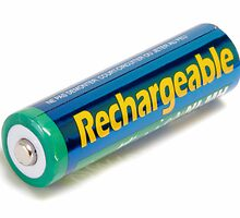 Rechargeable AA Battery by mypic2sell