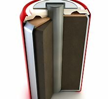 Battery structure by mypic2sell