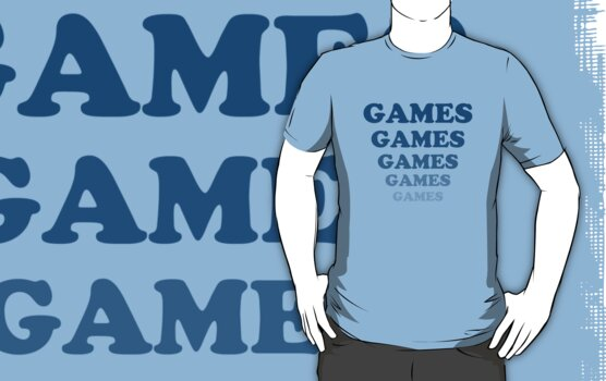 Adventureland Games Shirt  by brodo458