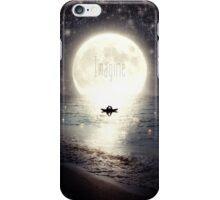Imagine - Second Date iPhone Case/Skin