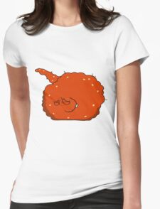 Meatwad Womens Fitted T-Shirt