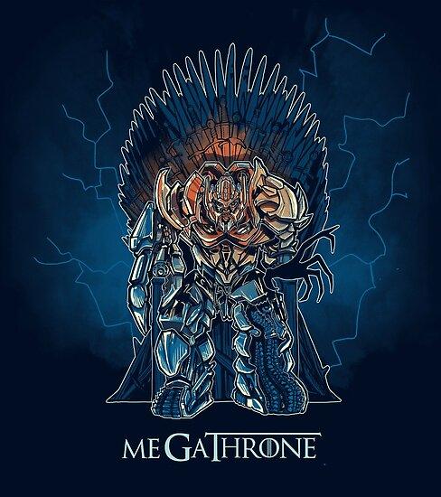 MegaThrone by Harantula